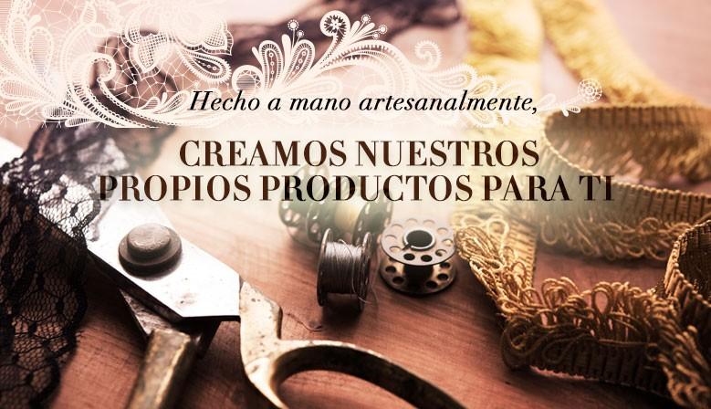 Creamos nuestros propios productos para tí